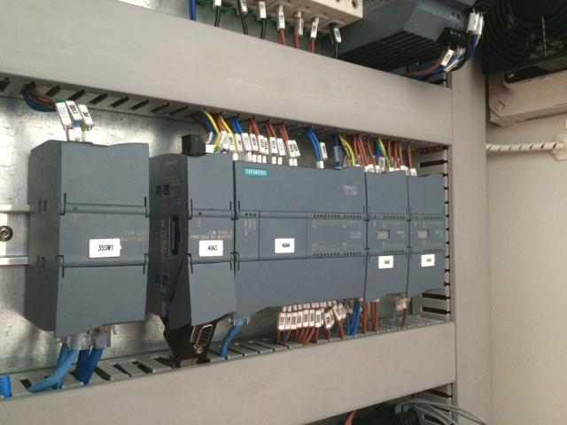 montagem painel eletrico